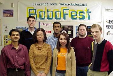Ltu Robotics Lab For Igvc Homepage
