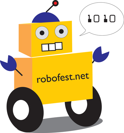 Robofest World Headquarters: Video qualifier email submission deadline logo