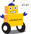 Robofest at AnnArbor logo